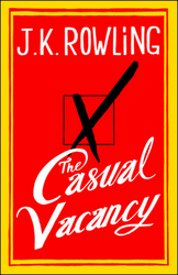Rowlingová, Joanne K. - The Casual Vacancy