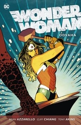 Azzarello, Brian; Akins, Tony; Chiang, Cliff - Wonder Woman Odvaha