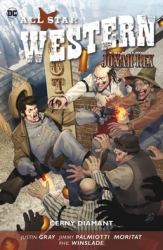 Gray, Justin; Palmiotti, Jimmy - All Star Western Černý diamant