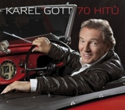 Gott, Karel - 70 hitů 3 CD