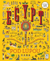Long, David - Egypt pod lupou