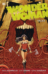 Akins, Tony; Chiang, Cliff; Azzarello, Brian - Wonder Woman 4 Válka