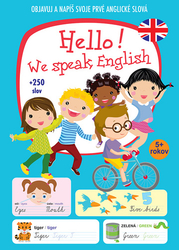 Hello! We speak English +250 slov