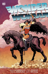 Azzarello, Brian; Chiang, Cliff - Wonder Woman 5 Tělo