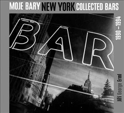 Erml, Jiří George - Moje bary New York Collected Bars