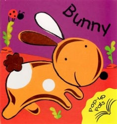 Bunny - Pop Up Book